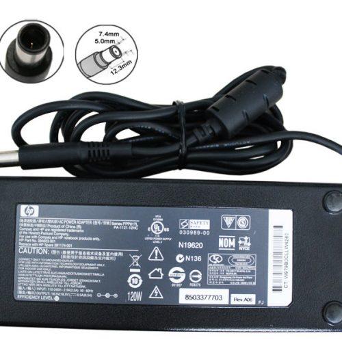 HP 120 Watt Laptop Power adapter