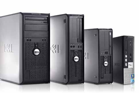 Used Dell Optiplex 780 computer
