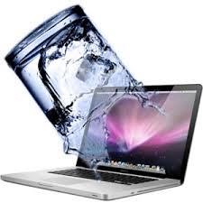 Apple Macbook liquid spill Denver Arvada Colorado