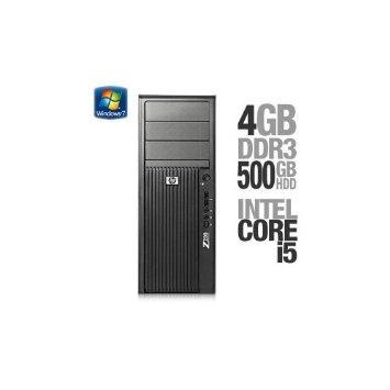 hp z200 i5 desktop computer denver