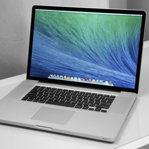 "Apple Macbook Pro 17"" i7 Laptop"