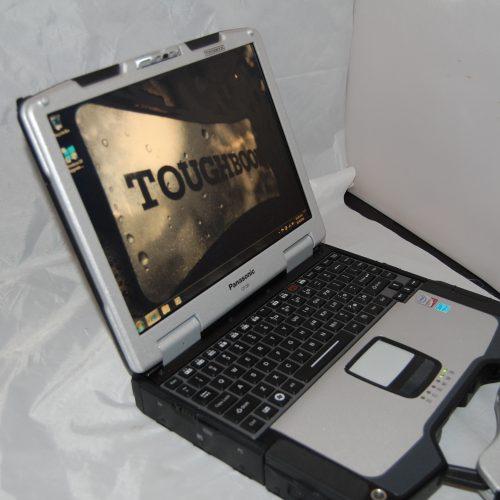 used panasonic toughbook cf-30